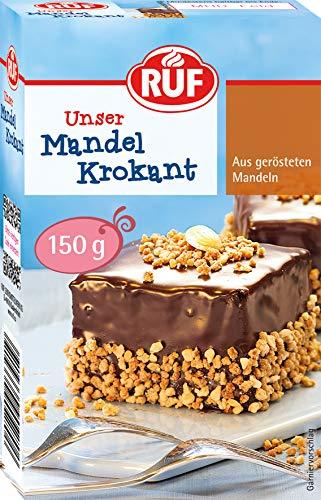 RUF Mandel Krokant, 11er Pack (11 x 150 g)
