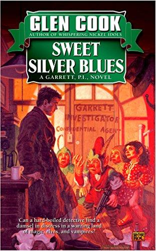 Sweet Silver Blues (Garrett, P.I.)
