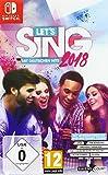 Let's Sing 2018 mit Deutschen Hits [Switch] [Importación alemana]