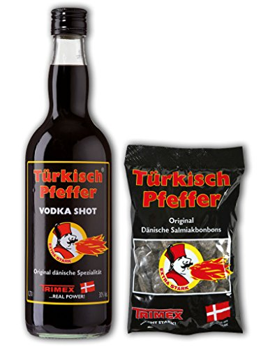 Türkisch Pfeffer Vodka Shot 30% vol 0,7l