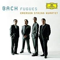 Bach: Fugues, Arranged for String Quartet (2008-03-25)