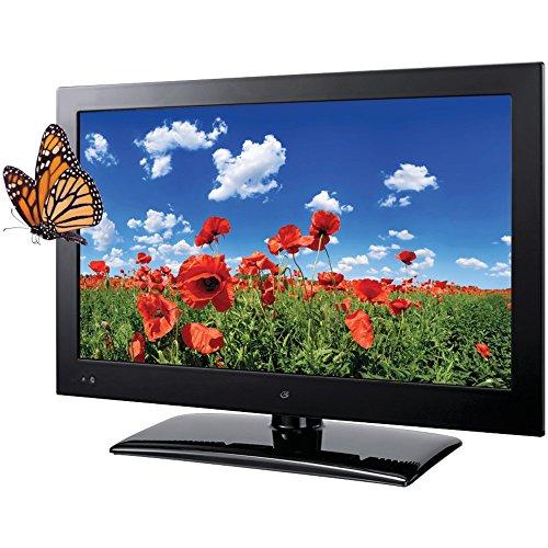 Gpx Te1982b 19in Led Tv 22.40in. x 12.60in. x 3.90in.