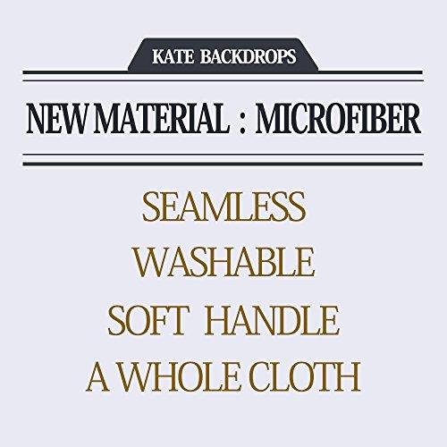 Kate 6.5x10ft/2x3m Glitter Microfibra Sfondo Bokeh Halos Sfondo Grigio Pavimento in legno Sfondo per la decorazione della parete Fotografia Studio