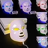 CSBY7 colors facial mask PDT photon LED facial mask LED facial mask beauty led face mask beauty machine