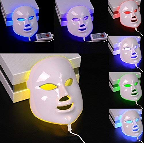 CSBY7 colors facial mask PDT photon LED facial mask LED facial mask beauty led face mask beauty...