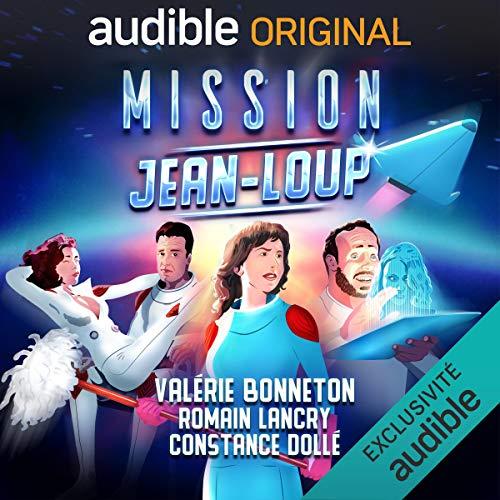 Couverture de Mission Jean-Loup