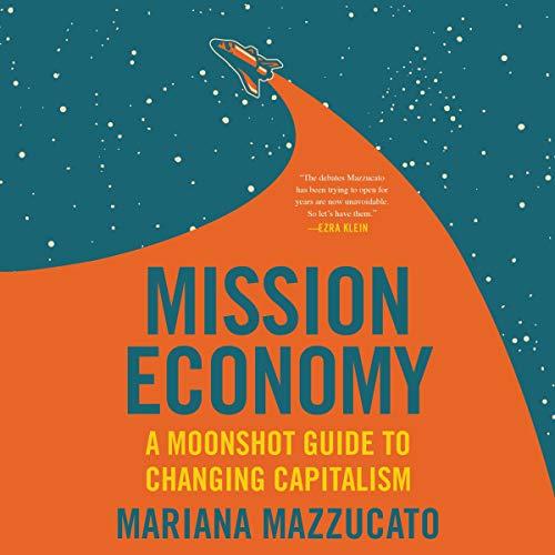 『Mission Economy』のカバーアート