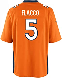 Men/Women/Youth Joe_Flacco Jersey_#5 for Football Gifts Jerseys