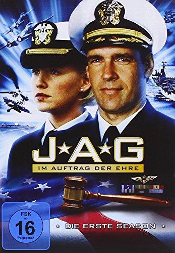 JAG: Im Auftrag der Ehre - Die erste Season [6 DVDs]