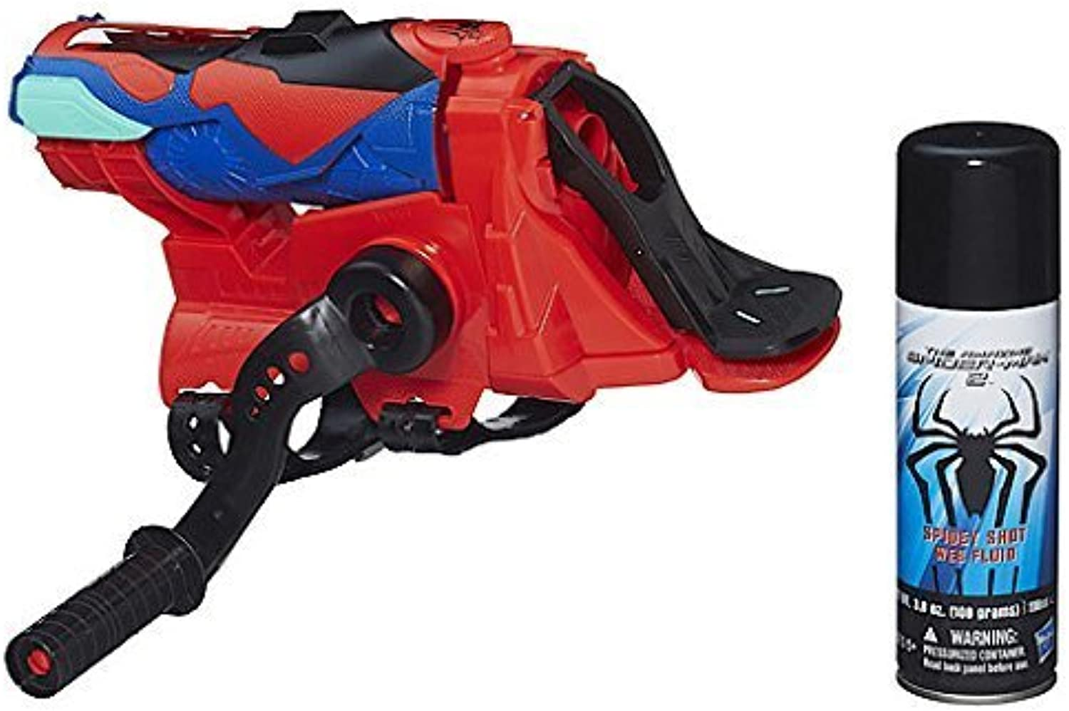 Marvel The Amazing SpiderMan 2 Spiral Blast Web Shooter by The Amazing SpiderMan