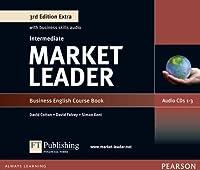 Market Leader Intermediate (3E) Extra Edition Class CDs (2)