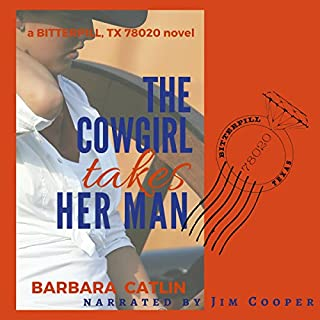 The Cowgirl Takes Her Man audiobook cover art