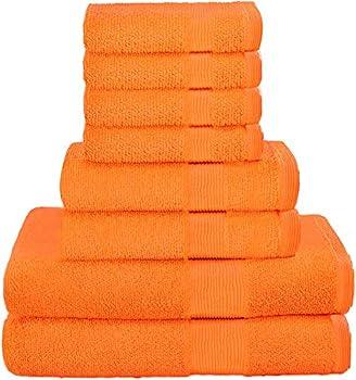 Best orange towels Reviews