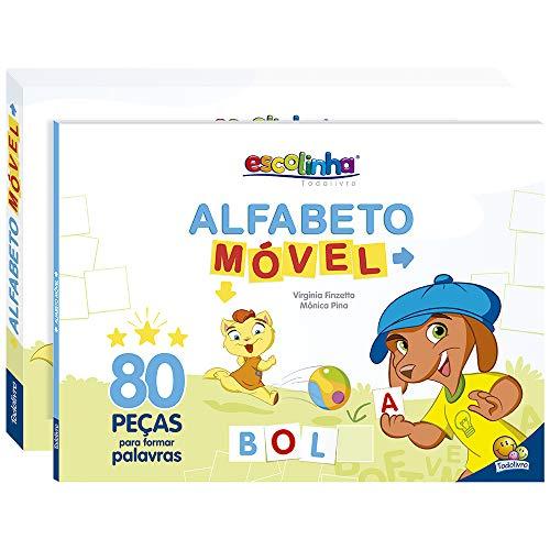 Escolinha Alfabeto móvel