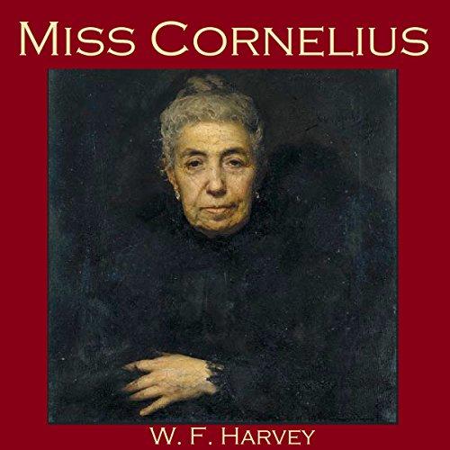 Couverture de Miss Cornelius