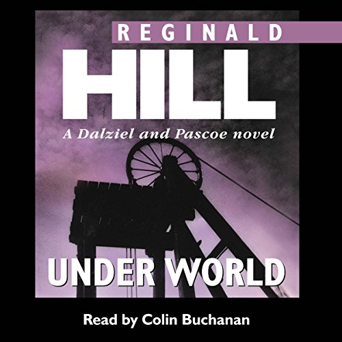 Under World audiobook cover art