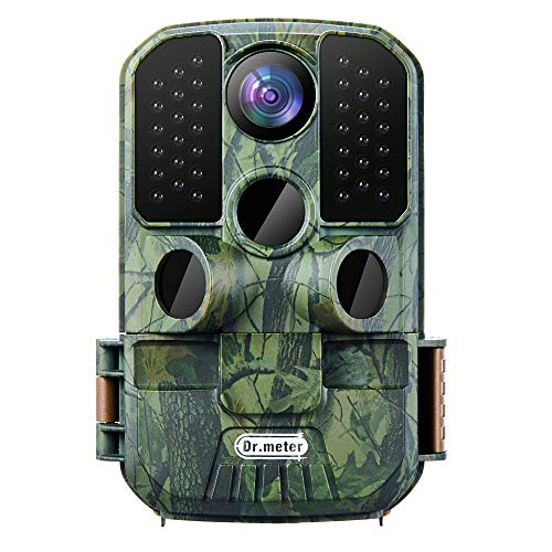 Dr.meter Wildlife Hunting Camera 24MP 1080P HD Trail Game Camera...