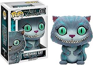 Funko Pop Disney: Alice LiveAction Cheshire Cat , Action Figures 6711, Multi-colored
