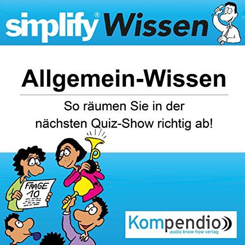 Simplify Wissen - Allgemein-Wissen Titelbild
