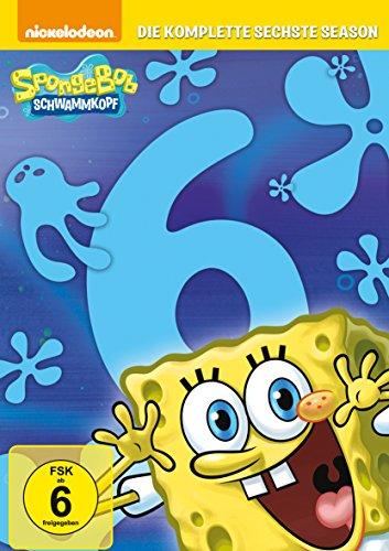 SpongeBob Schwammkopf - Die komplette sechste Season [3 DVDs]