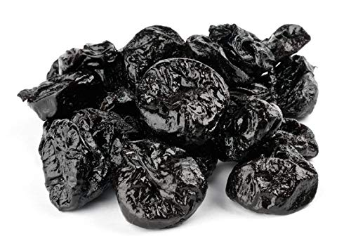 California Grown Dried Pitted Plums Prunes, 2 Bags(1Lb each) 2Lb total