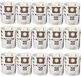 Yonice Bolsas de repuesto 9066100,90661 para aspiradora Shop Vac de 5-8 galones,...