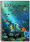 100 canciones infantiles para piano Band 2 – populares melodías de cine y TV – Libro de canciones infantiles con colorido clip en forma de corazón – BOE7965 9783954562329