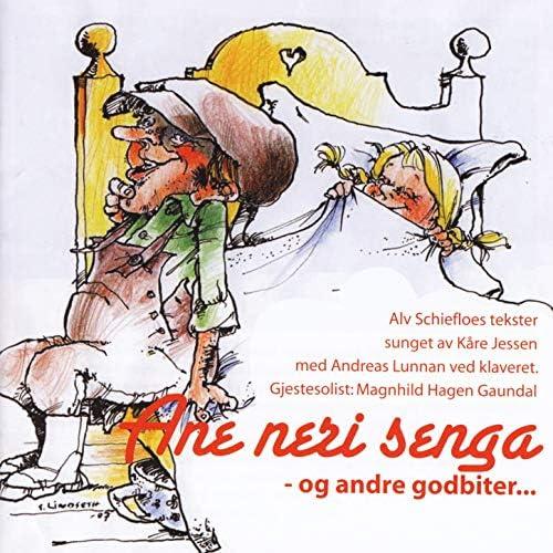 Kåre Jessen, Magnhild Hagen Gaundal & Andreas Lunnan