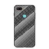 BeyondTop Case for ZTE nubia Z18 mini Case Carbon fiber