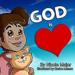 God is Love by Nicole Major ebook deal