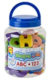 Shapes For The Tub - ABC & 123