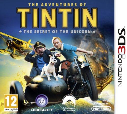 The Adventures Of Tintin: The Secret Of The Unicorn The Game [Edizione: Regno Unito]