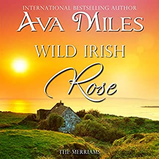 Wild Irish Rose audiobook cover art