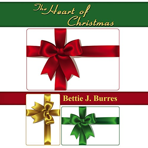 The Heart of Christmas audiobook cover art