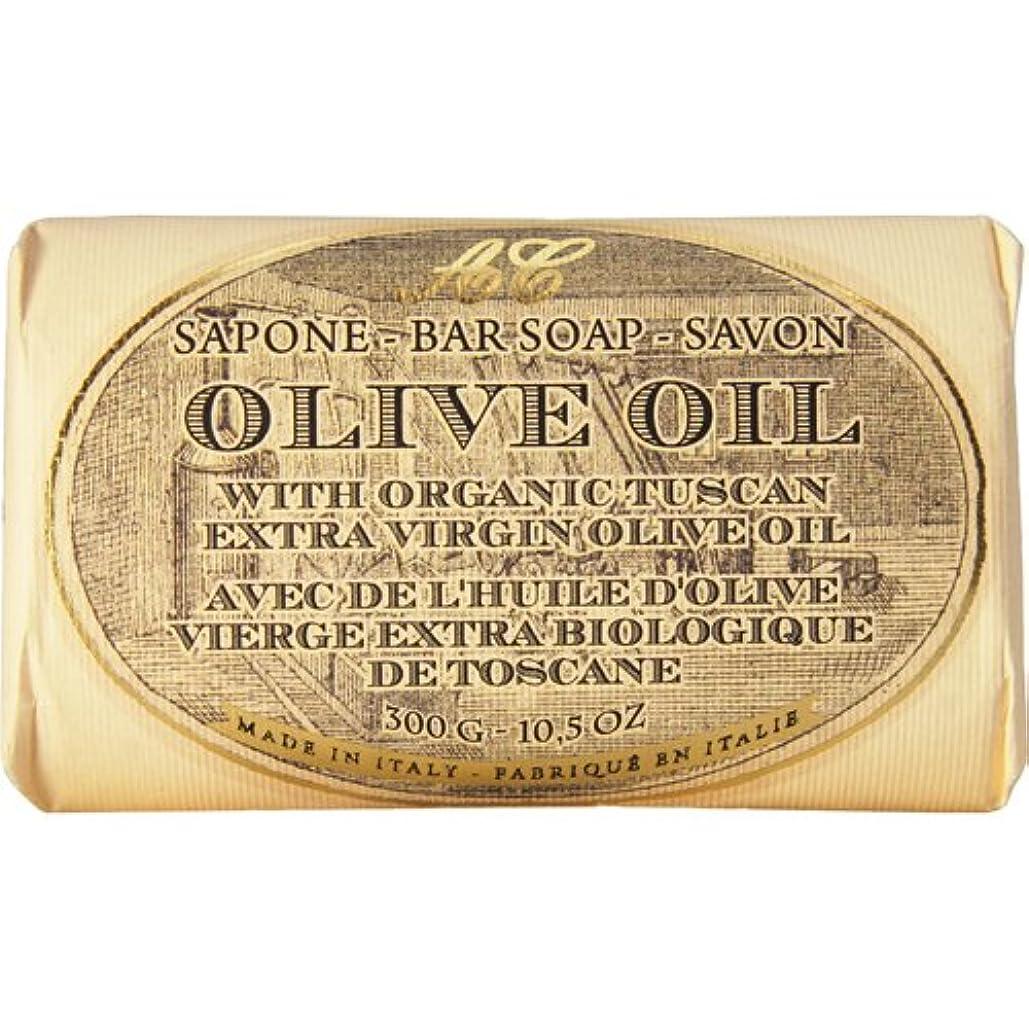 メロディー露骨なティッシュSaponerire Fissi レトロシリーズ Bar Soap バーソープ 300g Olive Oil オリーブオイル