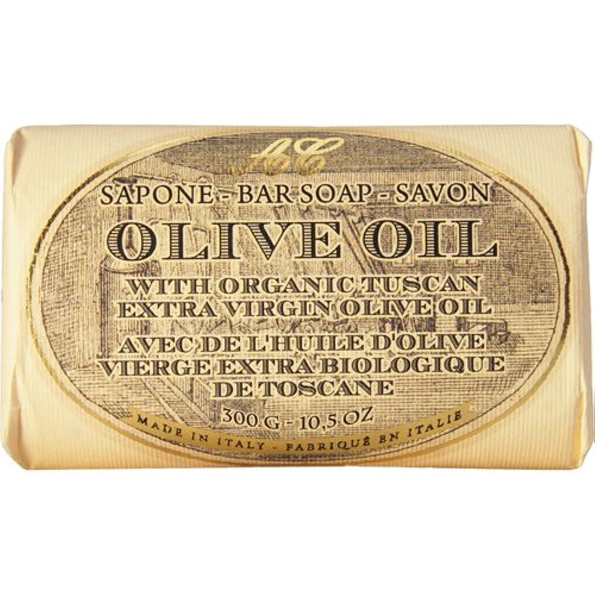 言及する仲間責任者Saponerire Fissi レトロシリーズ Bar Soap バーソープ 300g Olive Oil オリーブオイル