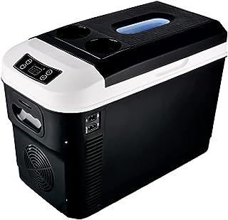 Kylskåp Mini | resekylskåp | kyl och frys Liten | tyst minikylskåp elektrisk bärbar kompressor kylbox nät till 12 V kylare...