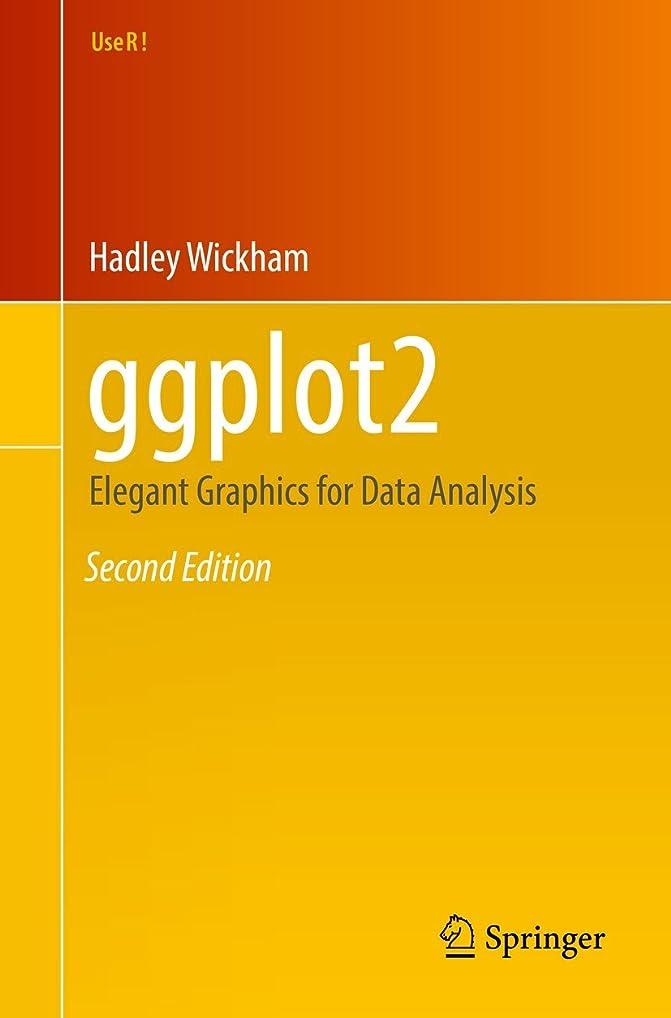 乱用狂乱保護ggplot2: Elegant Graphics for Data Analysis (Use R!) (English Edition)