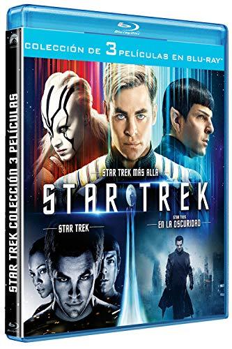 Star Trek (Trilogía) [Blu-ray]...
