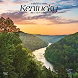 Kentucky Wild & Scenic 2022 12 x 12 Inch Monthly Square Wall Calendar, USA United States of America Southeast State Nature