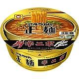 マルちゃん正麺 カップ 辛ニボ 122g ×12個
