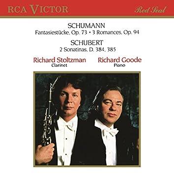 Stoltzman Plays Schumann & Schubert