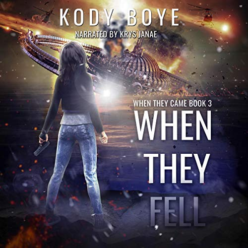 When They Fell Audiobook By Kody Boye cover art