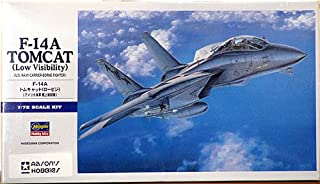 Hasegawa 1/72 F-14A Tomcat (Low-Visibility)