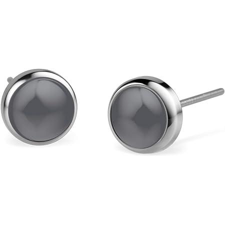 BERING Pendientes de botón Mujer acero inoxidable - 701-18-05