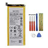 Swark JT40 Batterie compatible avec Motorola Moto G6 Plus XT1926 XT1926-8 avec outils