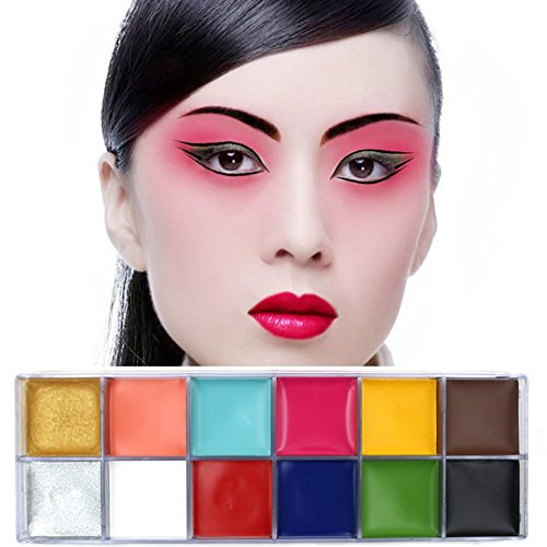 - Halloween Make Up Kits