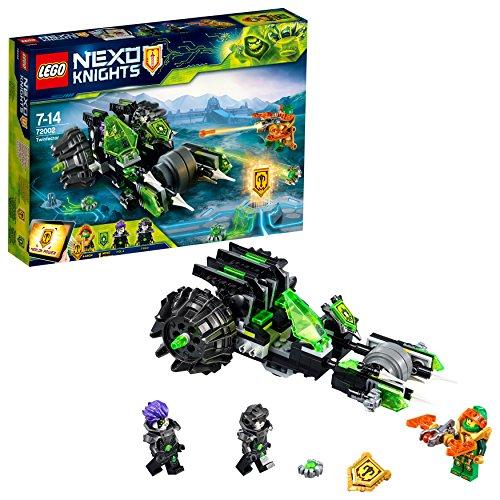 LEGO- Nexo Knights Twinfector, Multicolore, 72002