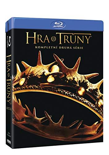 Hra O Truny 2. Serie 5bd (viva Baleni) (Game of Thrones Season 2) (Versión checa)