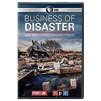 Frontline: Business of Disaster [DVD] [Import]